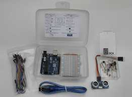 Arduino in a box - full kit