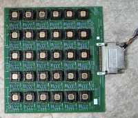 One burn-in board loaded with 30 devices